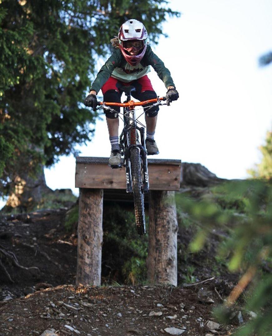 SantaStella-Bikerin