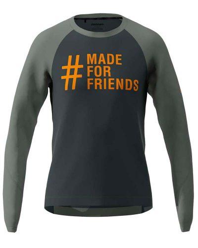 Friendz Shirt LS Men's